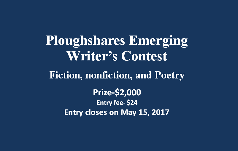 writing contests with no entry fee